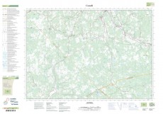 Pictou County Maps – Topographic Map 011E07 Hopewell