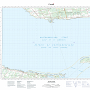 Pictou County Maps – Topographic Map 011e15 (Pictou_Island)
