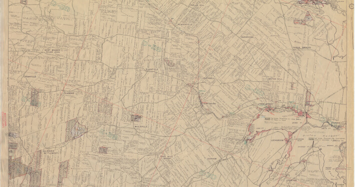 Crown Land Grant Map 086