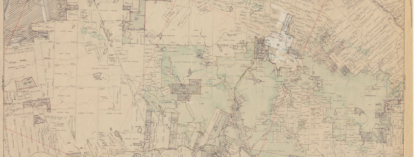 Crown Land Grant Map 088