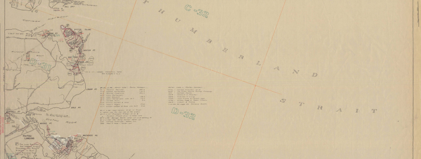 Nova Scotia Crown Land Grant Map 092