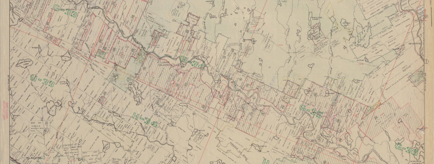 Crown Land Grant Map 095