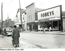 Sobeys Store 1950